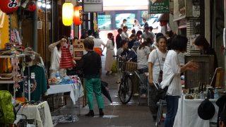 ガシ横マーケット&第2回堺東雑貨村