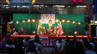 第13回すいたアジアンフェア開催(オータムフェスタ2016)
