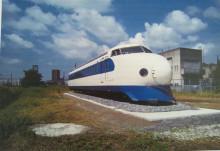 JR吹田駅に初代新幹線「0系」先頭車両がありますが・・・