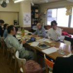 第5回吹田バルイベントの実行委員会会議
