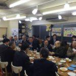 NPO法人JR吹田駅周辺まちづくり協議会の新年会