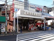 新旭町通り商店街(大阪府吹田市・JR吹田駅)