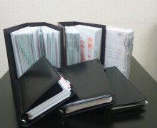 手帳でスケジュール管理をする人しない人