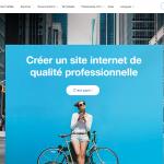 英語とフランス語と日本語のWebサイトリニューアル